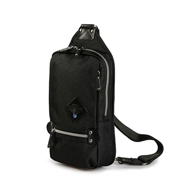 #클리어런스 [하베스트라벨]HARVEST LABEL - SLING PACK HFC-9007 (Black) 슬링백 국내당일발송