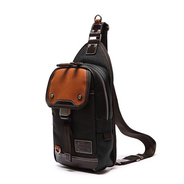 [하베스트라벨]HARVEST LABEL - PARKLAND SLING PACK HHC-4300 (Black) 파크랜드 슬링백 국내당일발송