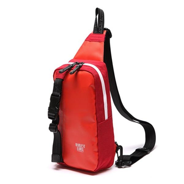 [하베스트라벨]HARVEST LABEL - TERRAIN SLING PACK HHC-5259 (Red) 슬링백 국내당일발송