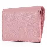 [매니퀸] 슬림 명함/카드 지갑 타이가 핑크