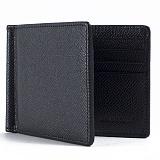 [매니퀸] 머니클립 타이가 블랙 반지갑 지갑 가죽지갑