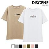 ※단독판매※[DISCENE]디씬 비트윈 반팔 티셔츠 7컬러