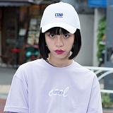 [캔리프] CANLEAP CXNP BALL CAP 화이트 볼캡 야구모자 캡모자 화이트