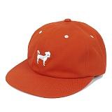 [위티나트]WxA - SNAPDOG 6-Panel CAP (orange) 볼캡 모자 야구모자 패널캡 캡모자