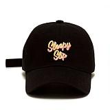 [슬리피슬립]SLEEPYSLIP - [unisex]SPELLING BLACK BALL CAP 스펠링 볼캡 야구모자