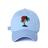 [슬리피슬립]SLEEPYSLIP - [unisex]PALM BEACH BLUE BALL CAP 팜 비치 볼캡 야구모자