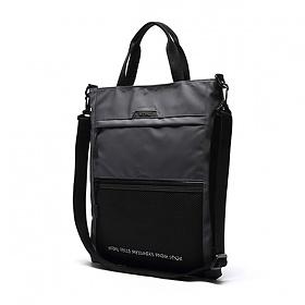 [에이치티엠엘]HTML - Muscle L3 Tote Cross Bag (BLACK/GRAY) 가방 토트백 크로스백 투웨이