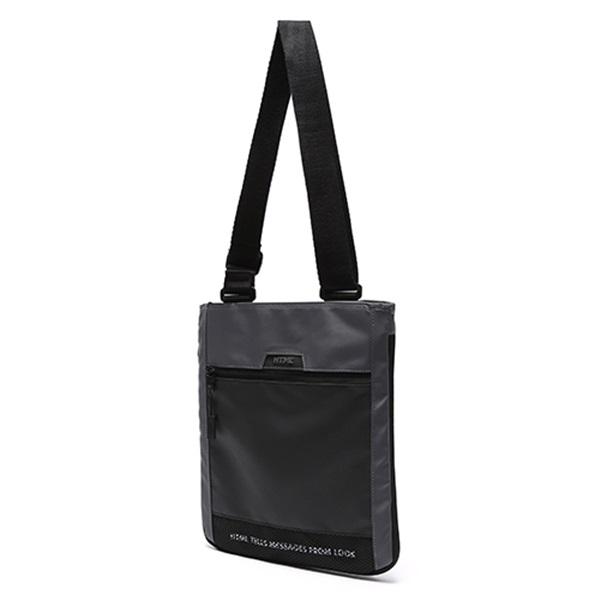 [에이치티엠엘]HTML - Muscle L2 Cross Bag (BLACK/GRAY) 가방 크로스백