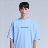 [베테제]veteze - stich mark t(YL) 반팔 반팔티 티셔츠 오버핏