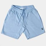 [베테제]veteze - stich mark shorts(BL) 반바지 밴딩반바지 밴딩팬츠 쇼트팬츠