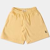VETEZE - stich mark shorts(YL) 반바지 밴딩반바지 밴딩팬츠 쇼트팬츠