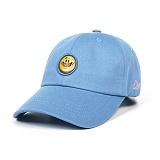 STIGMA - SMILE BASEBALL CAP BLUE_야구모자_모자