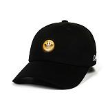 STIGMA - SMILE BASEBALL CAP BLACK_야구모자_모자