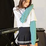 [꼬미엔조] COMIENZO COMI long sleeves T-SHIRT (WHITE_M)_긴팔티 긴팔 팔긴 롱슬리브