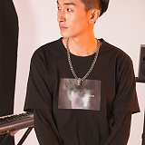 [꼬미엔조] COMIENZO GOODLIFE long sleeves T-SHIRT (BLACK_B)_긴팔티 긴팔 팔긴 롱슬리브