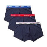 [제네럴웍스]generalworks- GU1604 FLAG LOGO BOXER BRIEF - 3 COLOR_남성 언더웨어 속옷