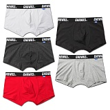 [제네럴웍스]generalworks- GU1601 ORIGINAL LOGO BOXER BRIEF - 5 COLOR_남성 언더웨어 속옷