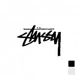 [스투시]STUSSY - SMALL ORIGINAL STOCK DECAL 137269 (1PCS) 로고 스티커