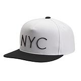 토키오 NYC 프랙티컬 스냅백 (B화이트)