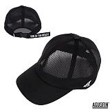 어거스핀 - AGUSIFN SUN OF THE BEACH WATER BALL CAP(BLACK) 볼캡