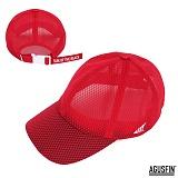 어거스핀 - AGUSIFN SUN OF THE BEACH WATER BALL CAP(RED) 볼캡