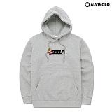 [앨빈클로]ALVINCLO  AVH-183G 다양한 컬러의 프렌치 후드 티셔츠 후디