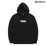 [앨빈클로]ALVINCLO  AVH-183B 다양한 컬러의 프렌치 후드 티셔츠 후디