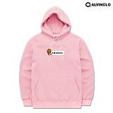 [앨빈클로]ALVINCLO  AVH-183P 다양한 컬러의 프렌치 후드 티셔츠 후디
