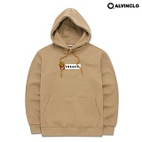 [앨빈클로]ALVINCLO  AVH-183BE 다양한 컬러의 프렌치 후드 티셔츠 후디