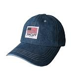 [짐커프]JIMCUFF USA LOGO TYPE2 DENIM CAP 중청 J306 데님 볼캡 야구모자