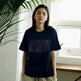 [매스노운]MASSNOUN Unisex T-Shirt  NEON HOLOGRAM  MUSTS013-NV 네온 홀로그램 반팔티