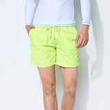 어거스핀 - COUPLE RASH PANTS(MAN-YELLOW) 래쉬가드팬츠
