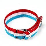 [러쉬오프]RUSH OFF - [UNISEX] 3 Color Casual Belt Bracelet / 삼색 캐주얼벨트 팔찌