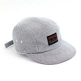 슈퍼비젼 - STRIPE CAMPCAP BLACK - [POP] 캠프캡