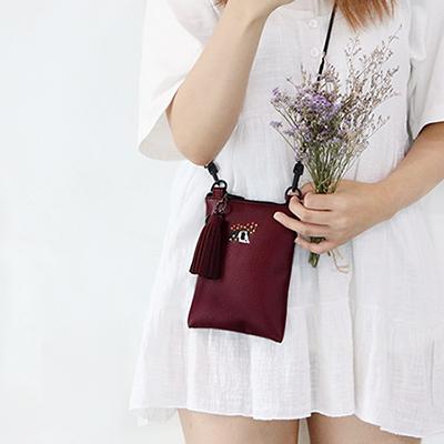 [롱태슬 증정][디랩]D.LAB Picnic Bag - 6 color 미니 파우치