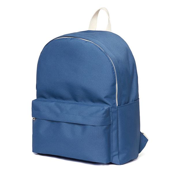 네이키드니스 Standard Backpack - Solid Blue 백팩