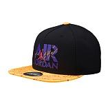 [NIKE]나이키 조던 모자 뉴에라 스냅백 707249_011 블랙 NIKE JORDAN CAP 정품