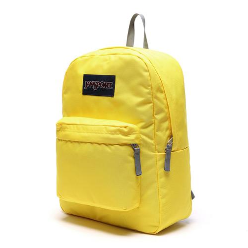 정품뱃지증정 [잔스포츠]JANSPORT - 슈퍼브레이크 (T5017MM - Yellow Card) 잔스포츠코리아 정품 AS가능 백팩 가방 스쿨백 데이백 데일리백