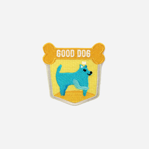 [모쿠요비]MOKUYOBI - IRON-ON PATCHES (GOOD DOG) 패치