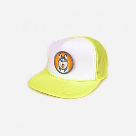 [모쿠요비]MOKUYOBI - TWO TONE MESH CAP (HUSKY) 투톤 메쉬캡