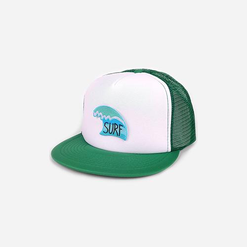 [모쿠요비]MOKUYOBI - TWO TONE MESH CAP (PERFECT WAVE) 투톤 메쉬캡