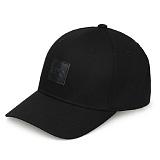 [언더컨트롤]UNDERCONTROL - BLACK LINE / D-RING / LEATHER BLACK UDC_ 볼캡 야구모자