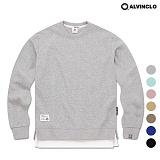 [앨빈클로]ALVINCLO MAR-751G 다양한 컬러의 레이어드 맨투맨 크루넥 스��셔츠