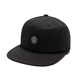 [오베이]OBEY - WORLDWIDE SEAL 6 PANEL 100580000 (BLACK) 베이스볼캡 야구모자 볼캡