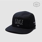 [그레이지] GRAGE - GRAGE JOURNEY CAP (Navy) 모자 캠프캡 네이비