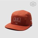 [그레이지] GRAGE - GRAGE JOURNEY CAP (Dark Orange) 모자 캠프캡 오렌지