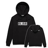 [블랙브라이어]BLACK BRIAR - INSPIRATION HOOD (BLACK) 기모 후드 후드티 블랙 기모후드 기모 후드티