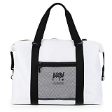 [핍스] PEEPS double faced shopper bag(white)