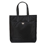 [SWIB] W BLACK PADDING BAG(WD5Q10111)