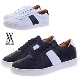[에이벨류] 318-go687 남성 댄디 럭스 스니커즈-3cm (블랙.화이트) 남자 그래고687 발리 단화 댄디 신발